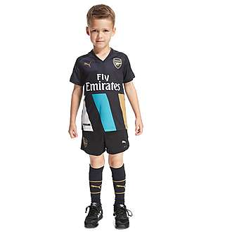 PUMA Arsenal FC Third 2015/16 Kit Children