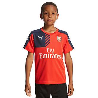PUMA Arsenal FC 2015 Junior Training Top