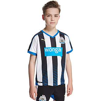 PUMA Newcastle United 2015 Home Shirt Junior
