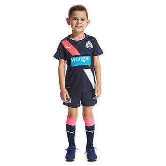 PUMA Newcastle United FC Third 2015 Kit Children