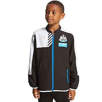 PUMA Newcastle United FC Leisure Jacket Junior