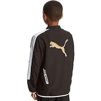 PUMA Newcastle United FC Leisure Jacket Junior