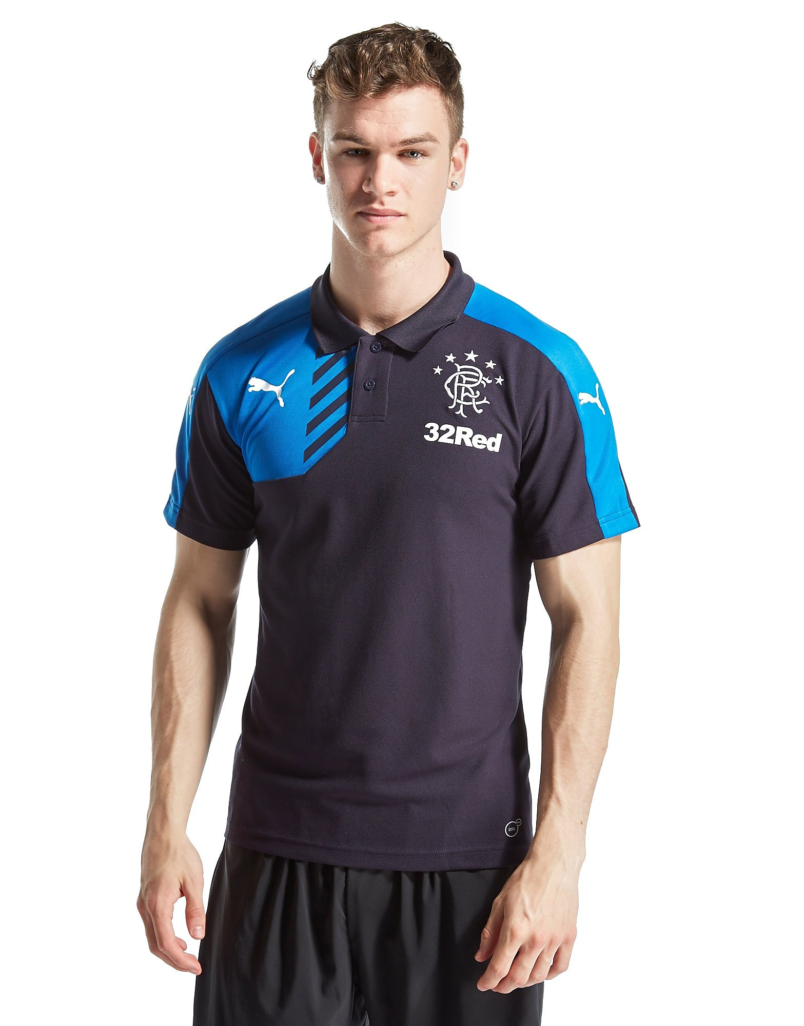 PUMA Rangers FC Training Polo Shirt