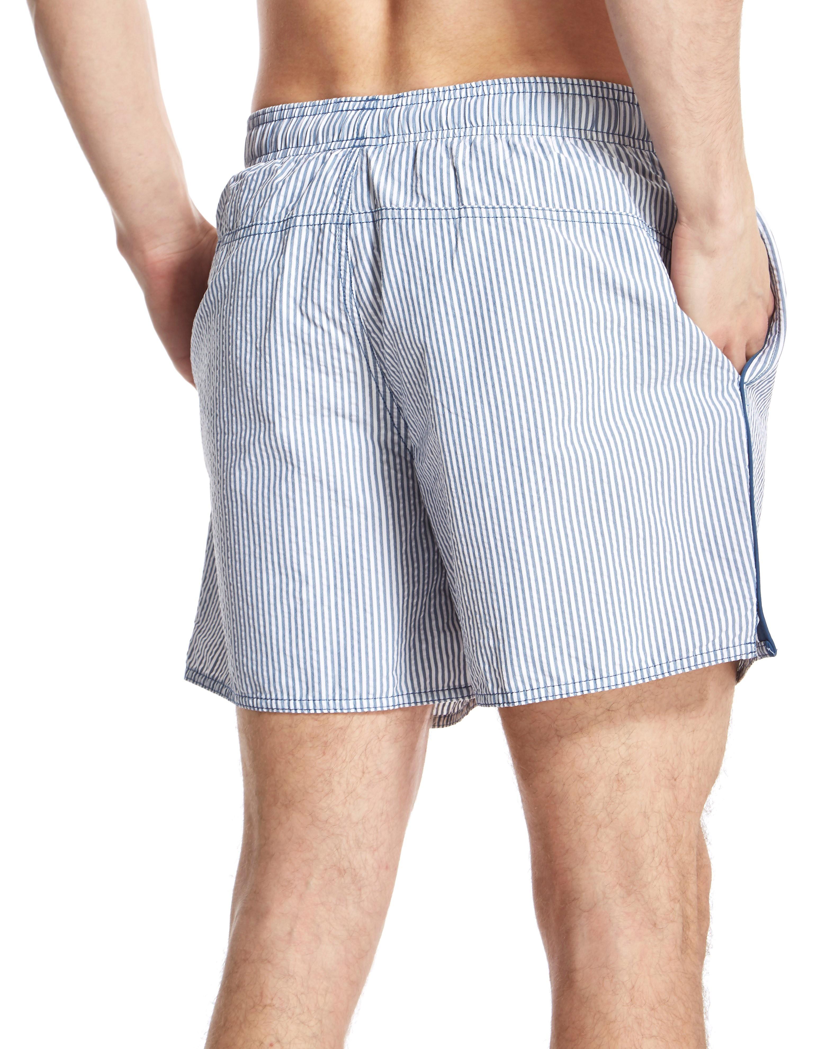 adidas Short costume a strisce