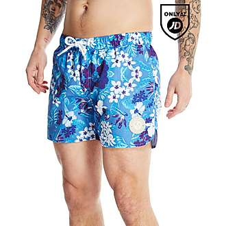 Brookhaven Tropicana Swim Sub Shorts