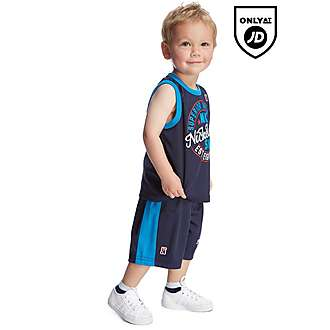 Nickelson Mesh Vest and Shorts Set Infant