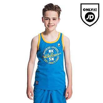 Nickelson Yogi Mesh Vest Junior