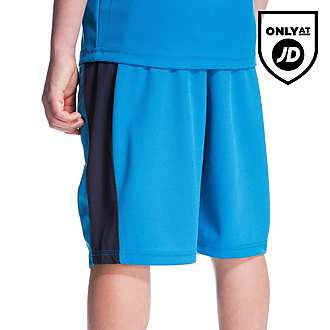 Nickelson Plank Mesh Shorts Junior