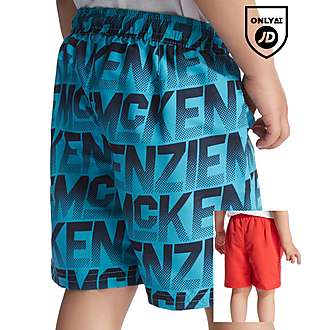 McKenzie Fabian 2 Pack Swim Shorts Infant