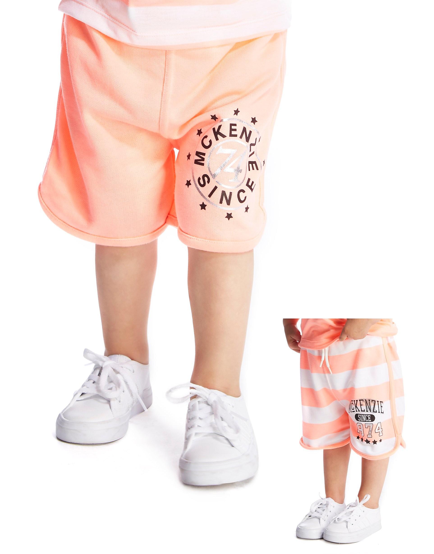 McKenzie Girls Constance 2 Packet Shorts Infant