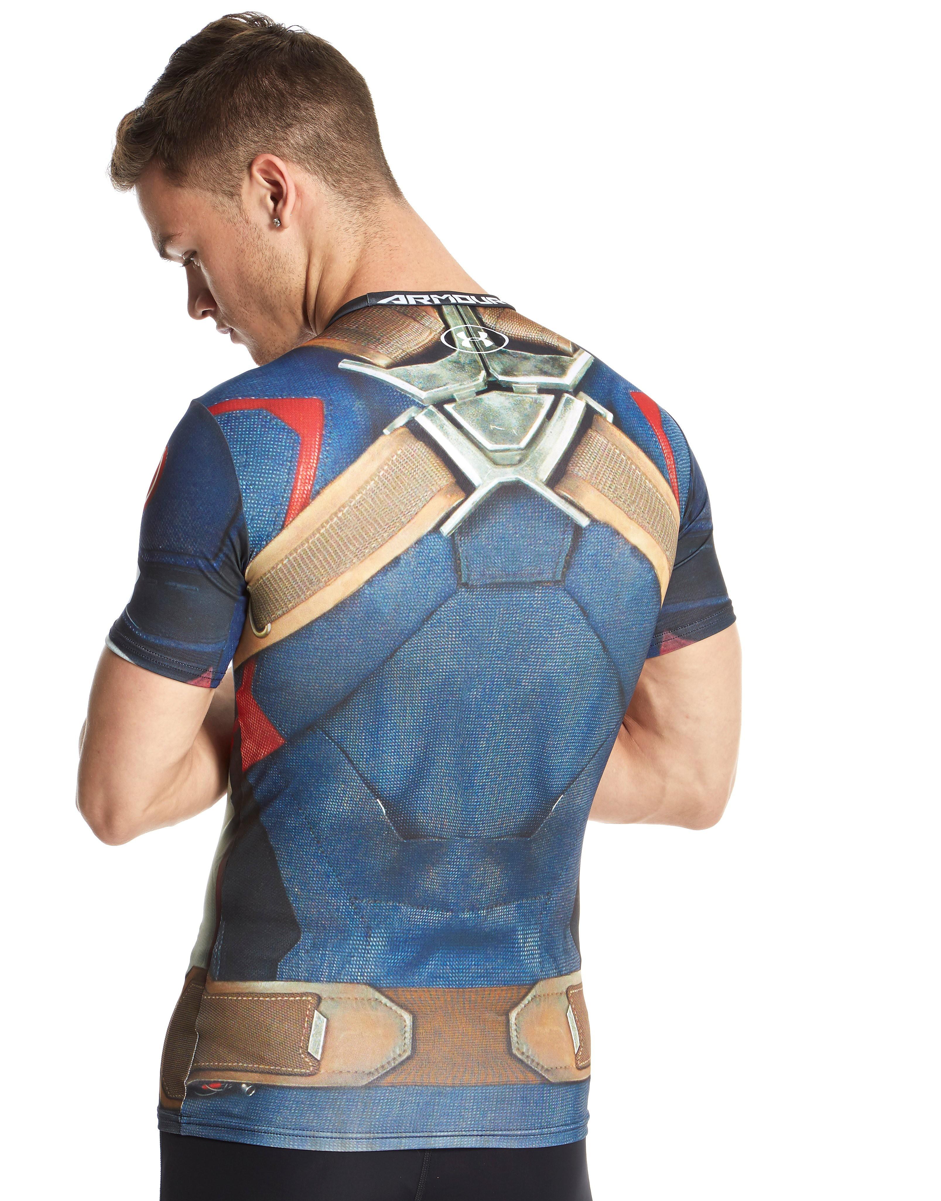 Under Armour Captain America Compression Shirt