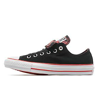 Converse All Star Ox Double Tongue Animal Women's