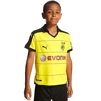 PUMA Borussia Dortmund Home 2015 Shirt Junior
