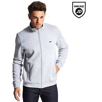 Lacoste Zip Through Track Top