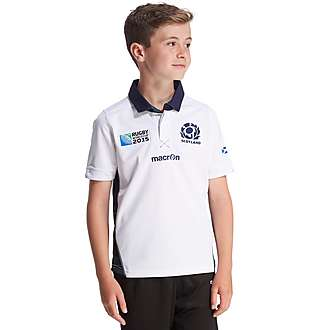 Macron Scotland Rugby World Cup 2015 Shirt Junior