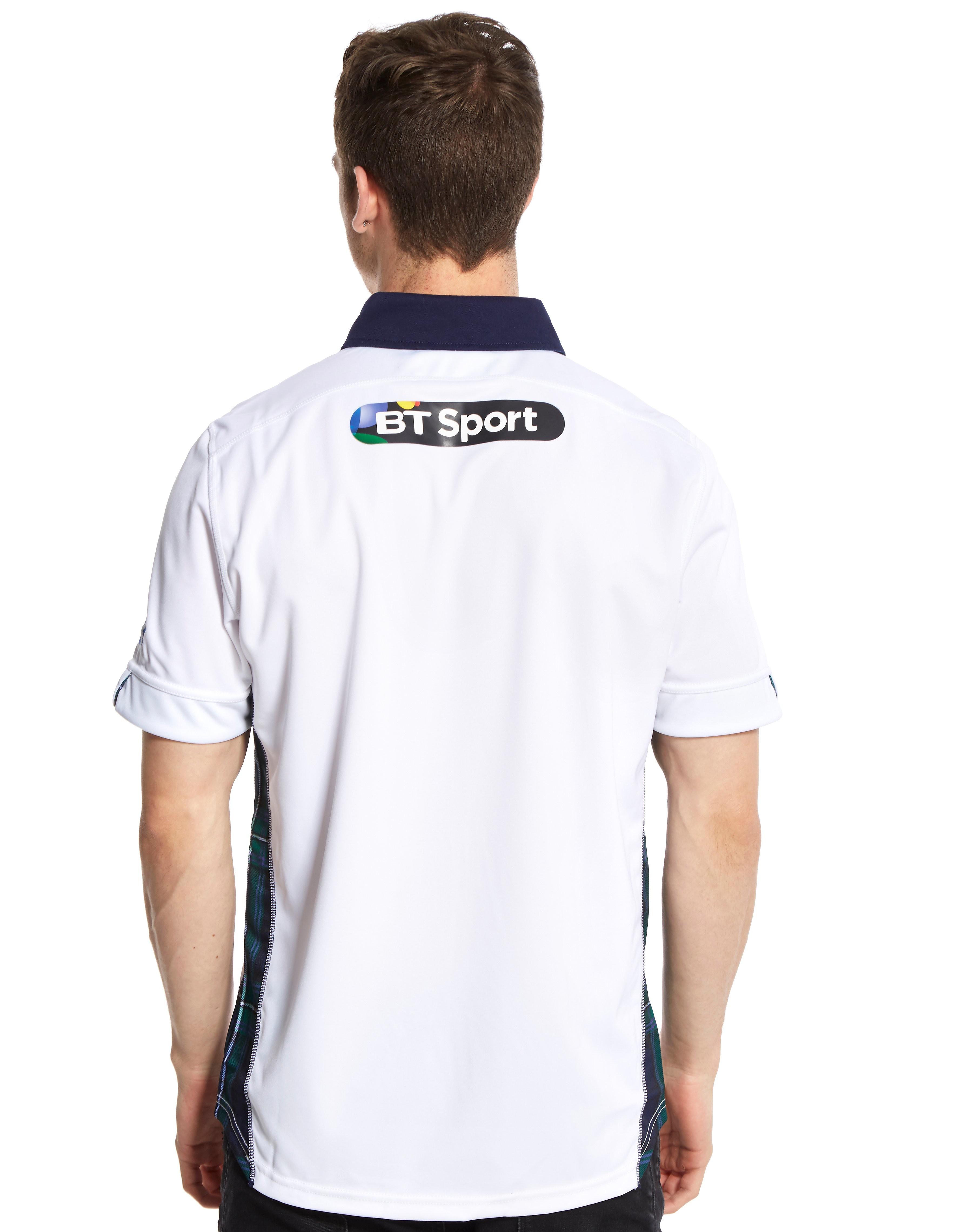 Macron Scotland Rugby Away 2015/16 Shirt