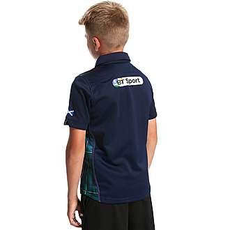 Macron Scotland Rugby Home 2015/16 Shirt Junior