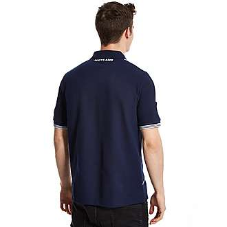 Macron Scotland Rugby Union Leisure Polo Shirt
