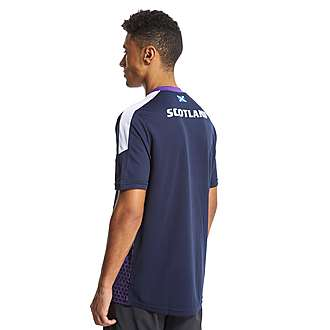 Macron Scotland Rugby Union Training T-Shirt