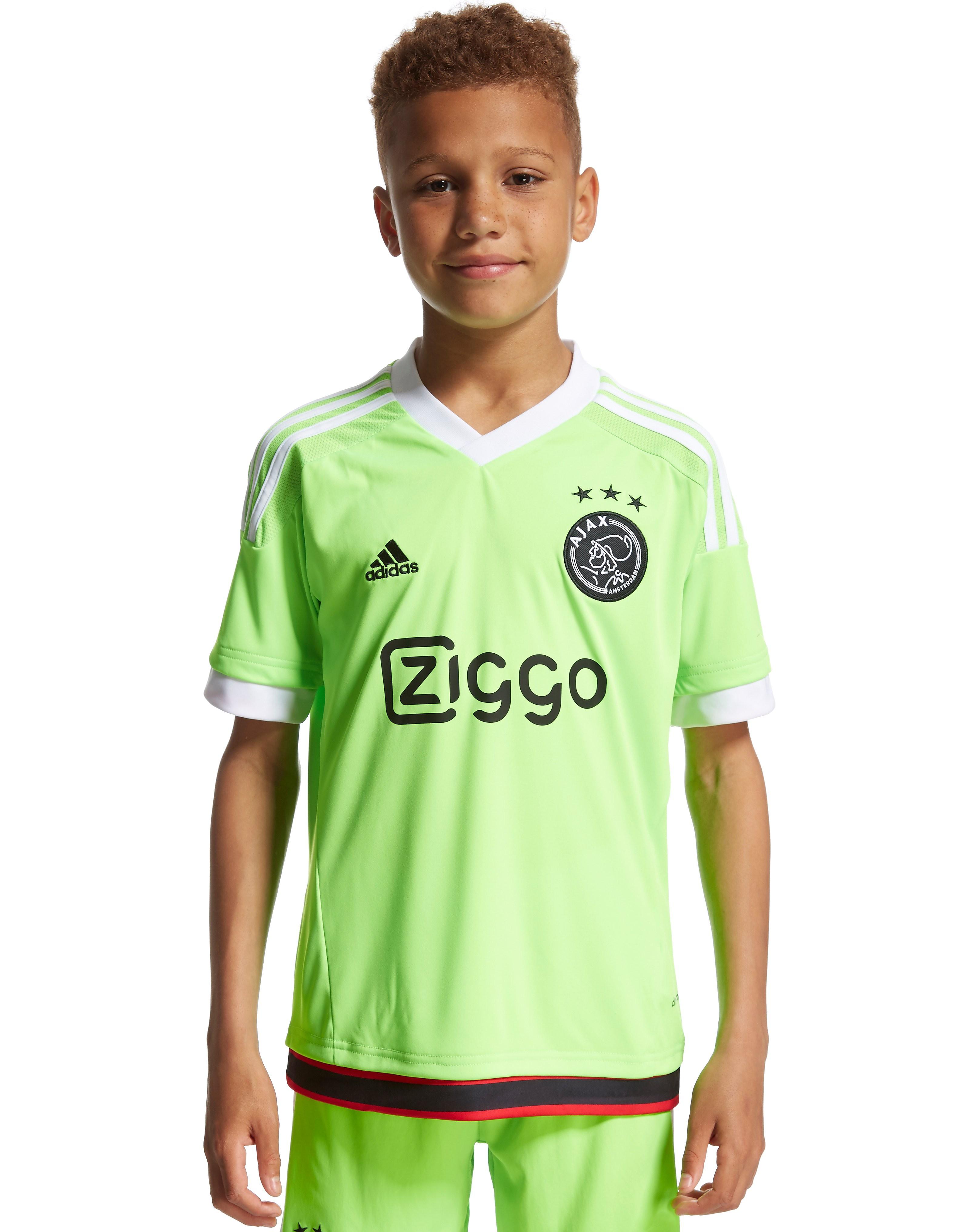 adidas Ajax Away 2015/16 Shirt Junior