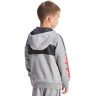 adidas Linear Full Zip Hoody Children