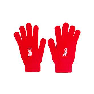 Official Team Liverpool FC Gloves