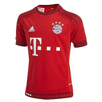adidas FC Bayern Munich 2015 Junior Home Shirt