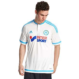 adidas Olympique de Marseille Home 2015/16 Shirt