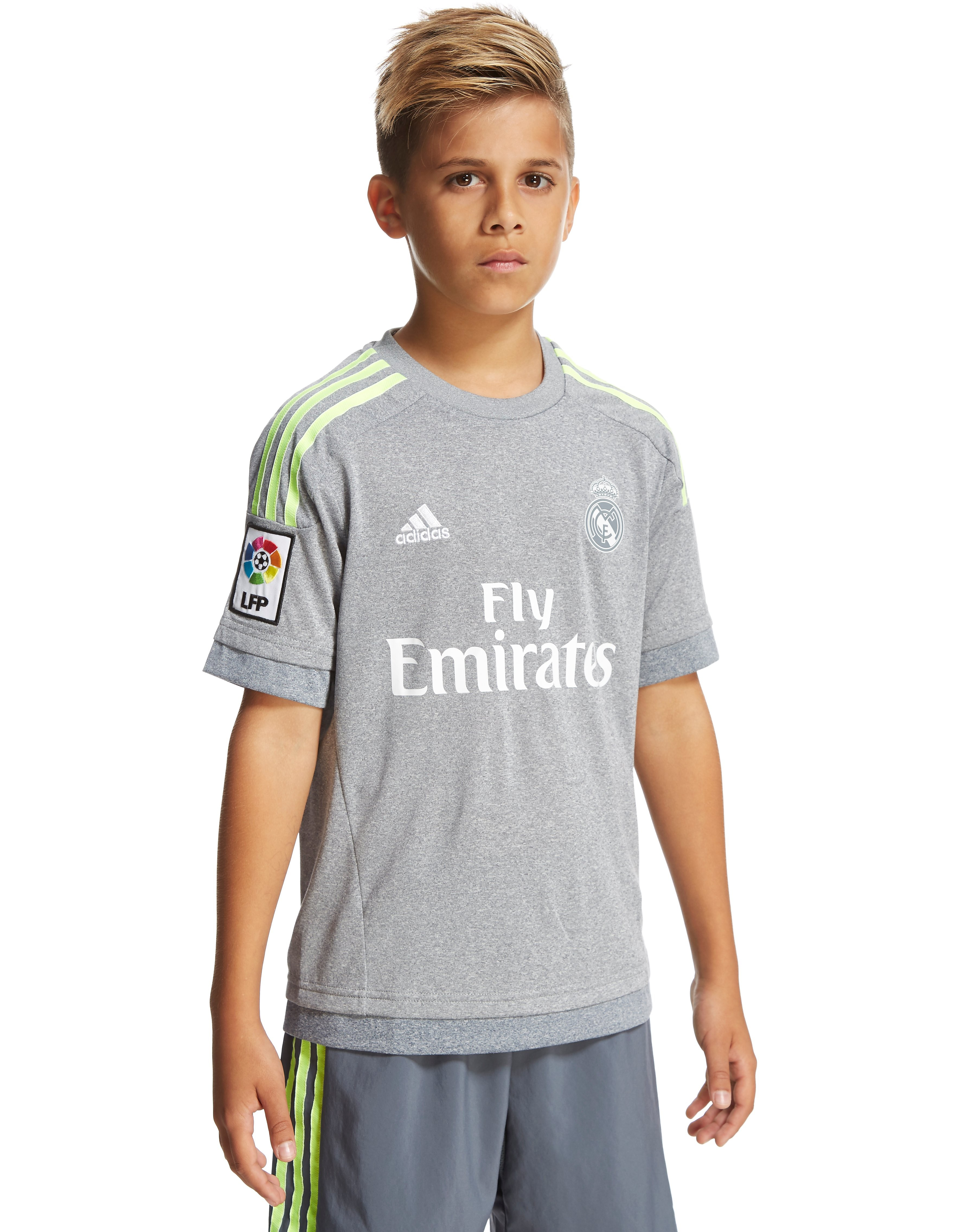adidas Real Madrid 2015 Junior Away Shirt