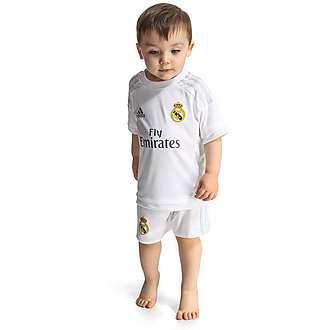 adidas Real Madrid Home 2015 Kit Children