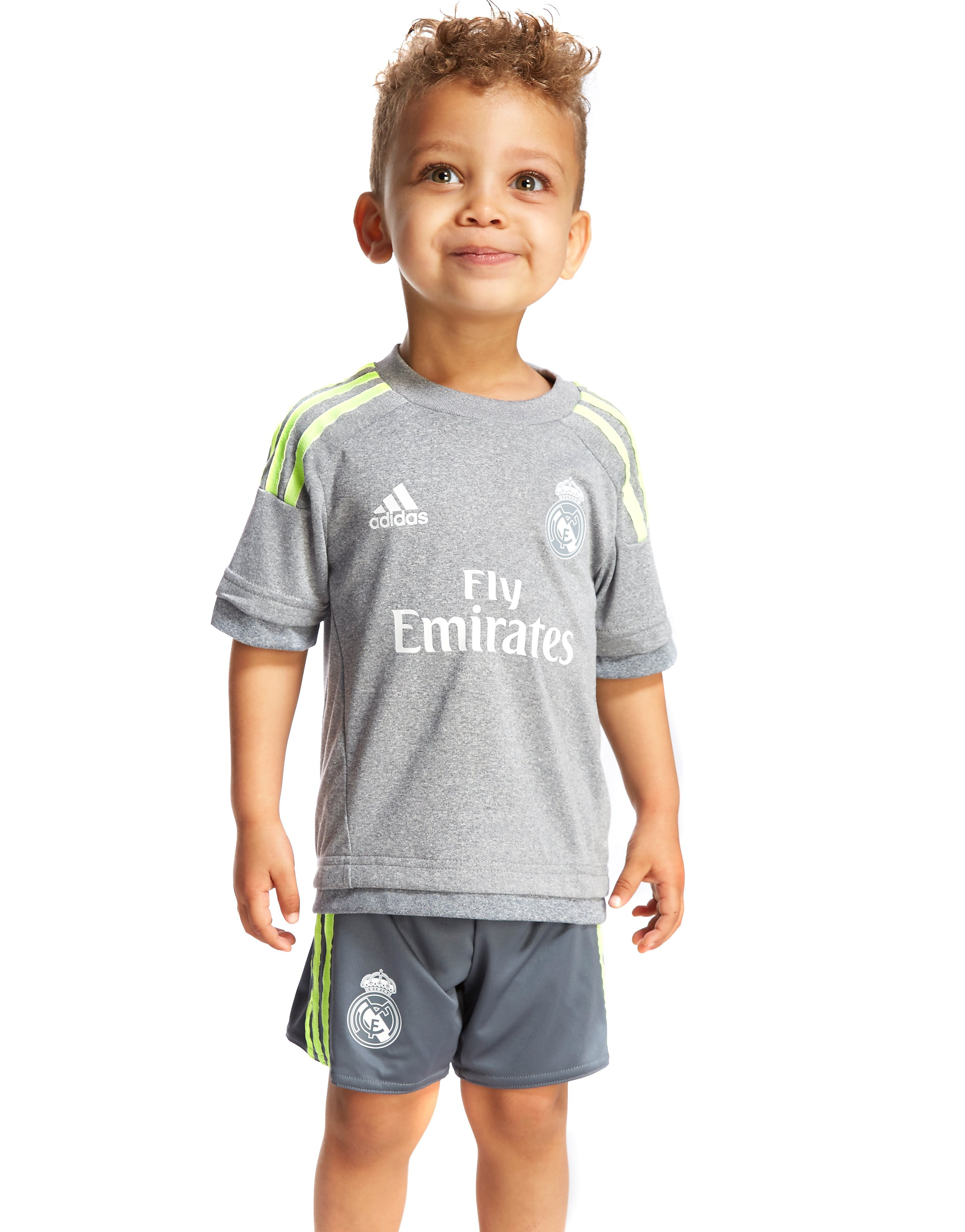 adidas Real Madrid 2015 Infant Away Kit
