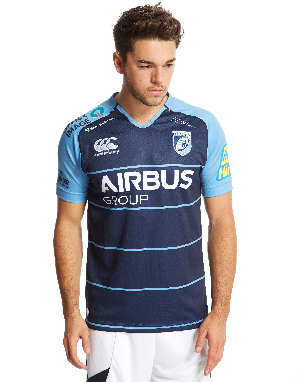 Canterbury Cardiff Blues Home 2015/16 Shirt