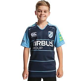 Canterbury Cardiff Blues Home 2015/16 Shirt Junior