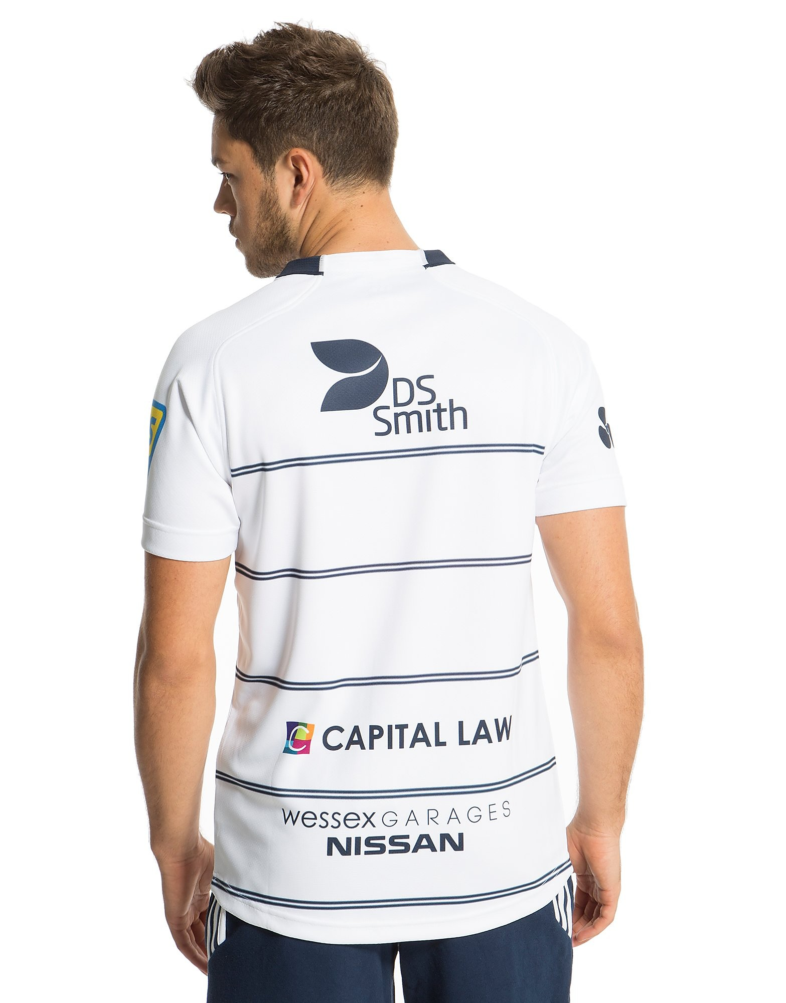 Canterbury Cardiff Blues Away 2015/16 Shirt
