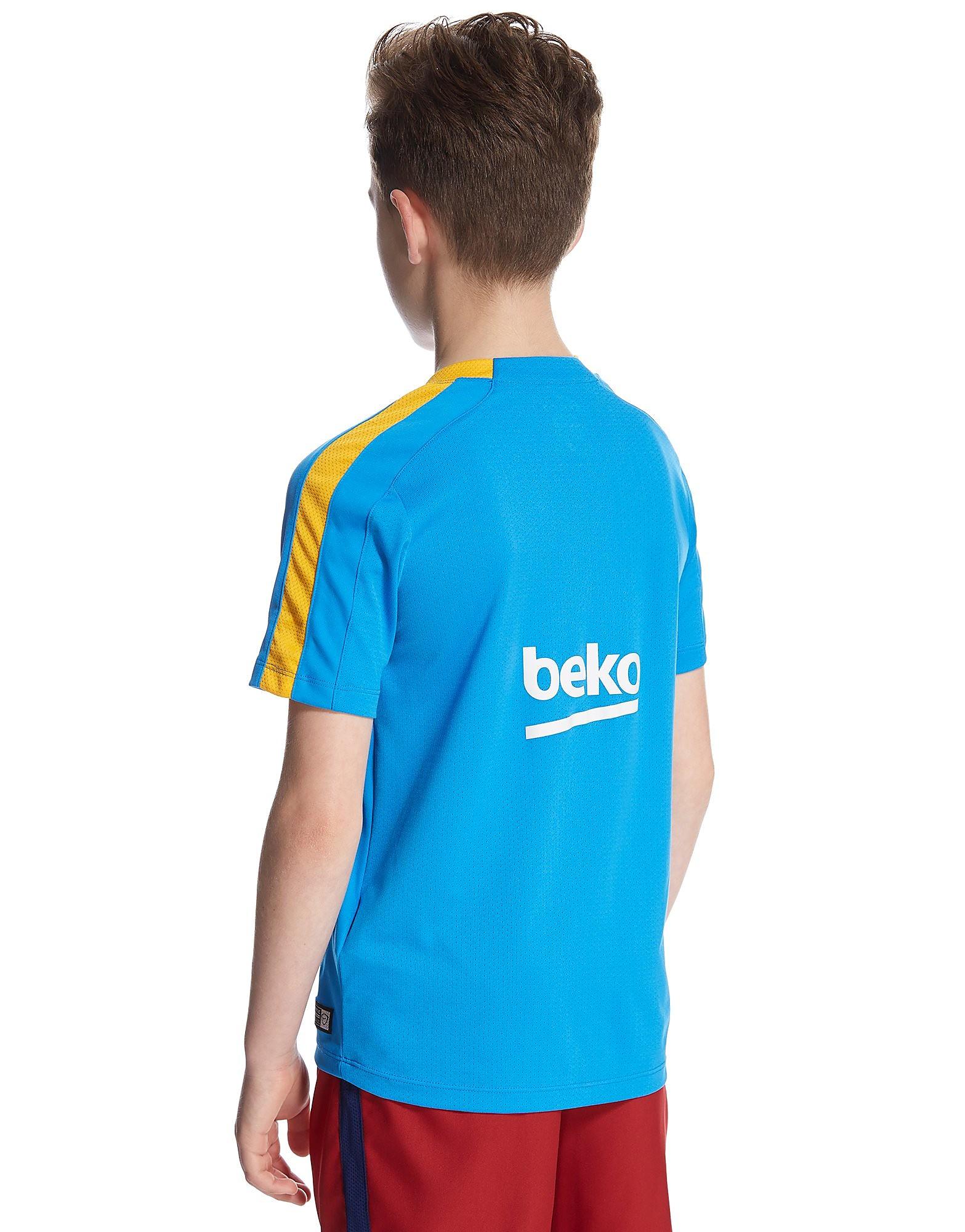 Nike FC Barcelona 2015 Junior Training Top