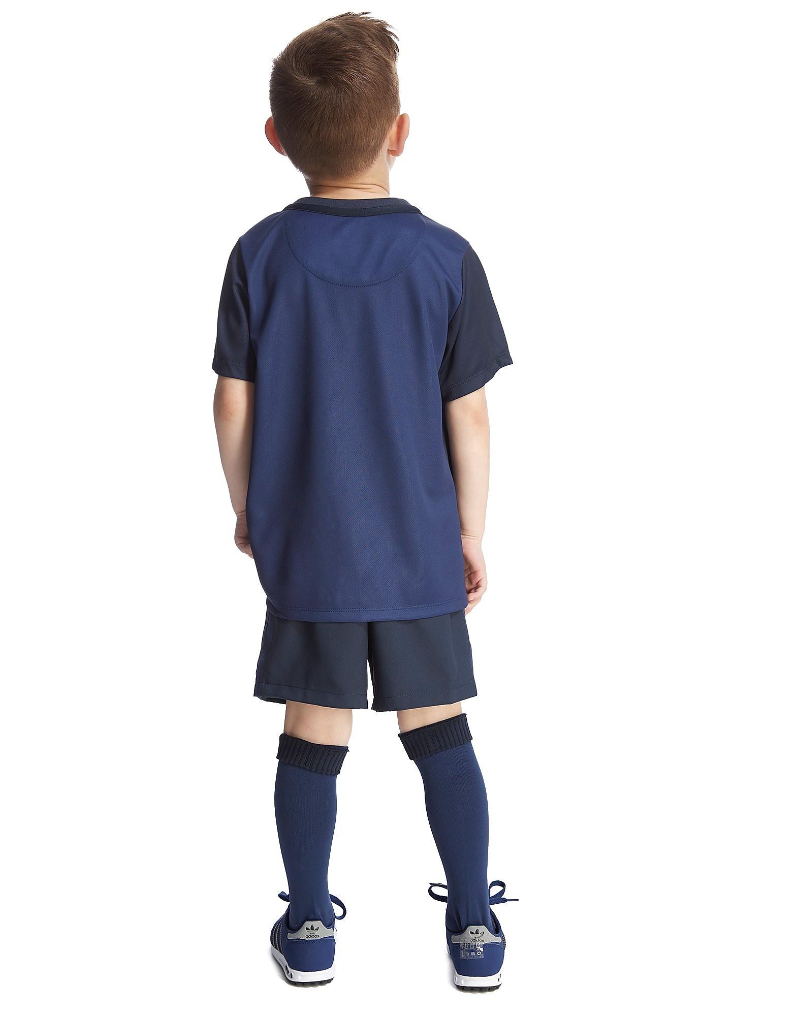 Nike Paris Saint Germain Home 2015 Children Kit