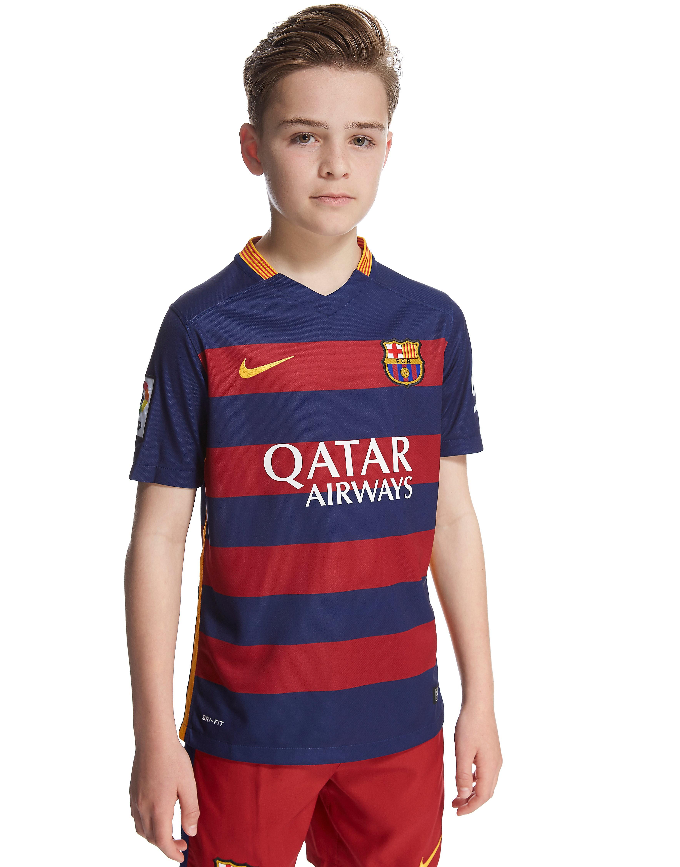 Nike FC Barcelona 2015 Junior Home Shirt