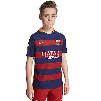 Nike FC Barcelona 2015 Junior Home Shirt