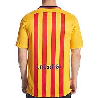 Nike FC Barcelona 2015 Away Shirt