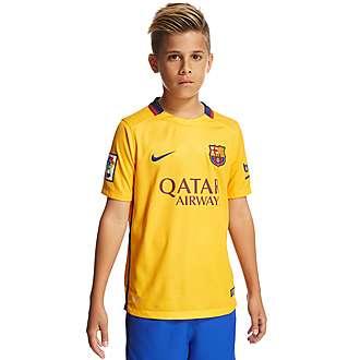 Nike FC Barcelona 2015 Junior Away Shirt