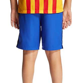 Nike FC Barcelona 2015 Junior Away Shorts