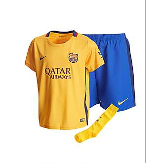 Nike FC Barcelona 2015 Children's Away Kit
