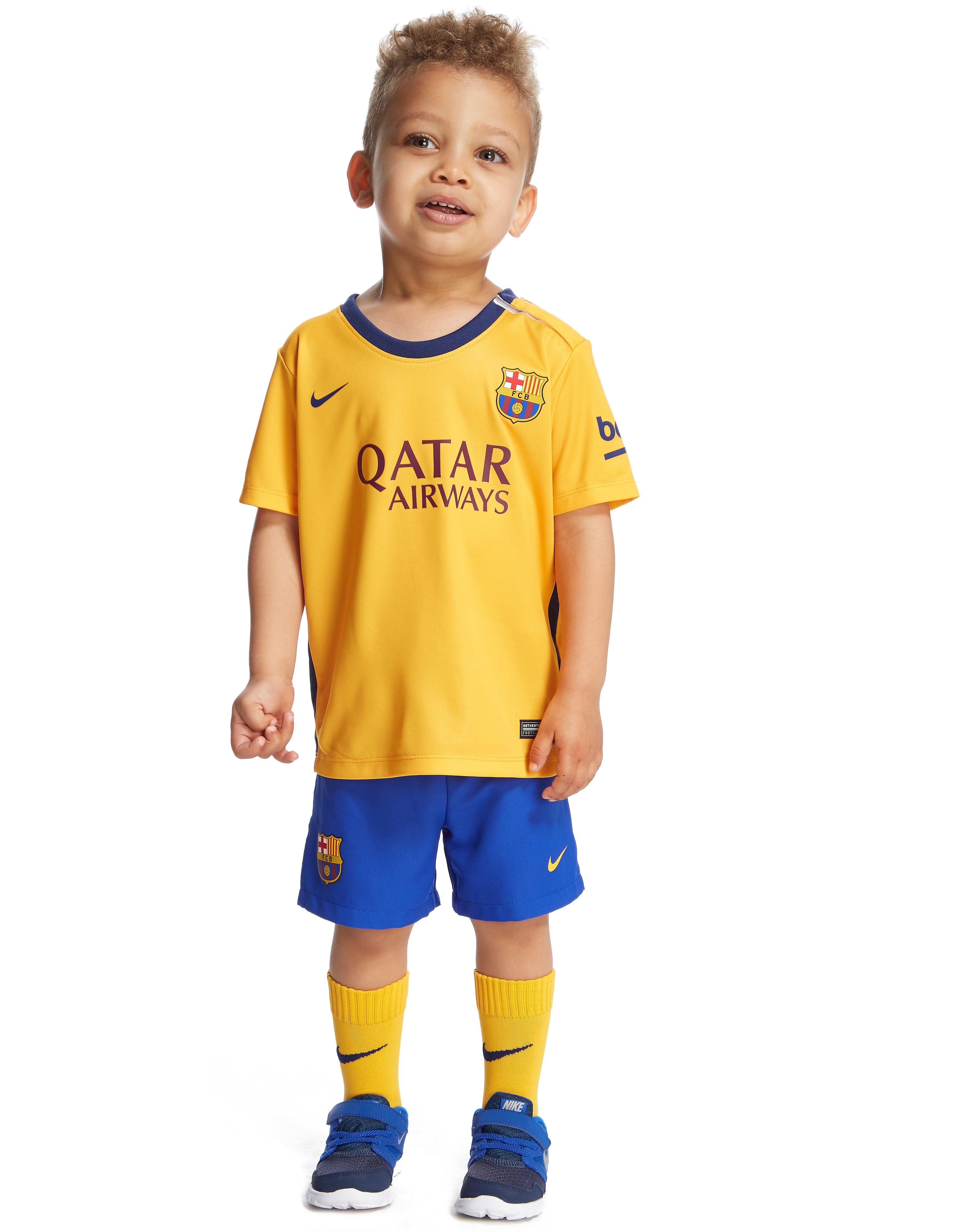 Nike FC Barcelona 2015 Infants' Away Kit
