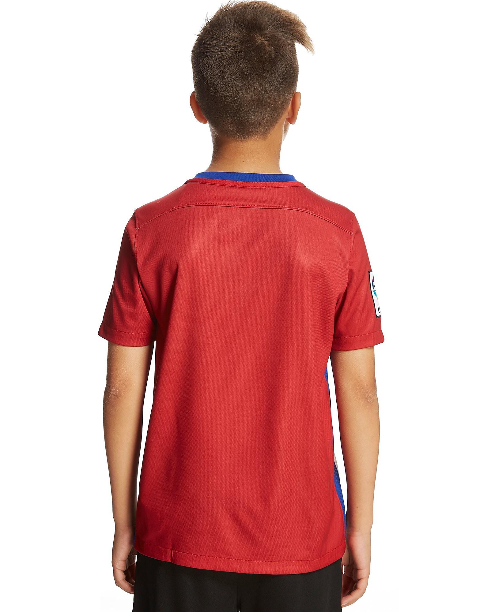 Nike Atletico Madrid Home 2015 Shirt Junior