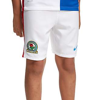 Nike Blackburn Rovers FC 2015 Home Shorts Junior