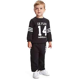 adidas Originals ZX Flux Crew Suit Infant