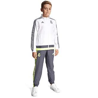 adidas Real Madrid 2015 Pre Match Suit Junior