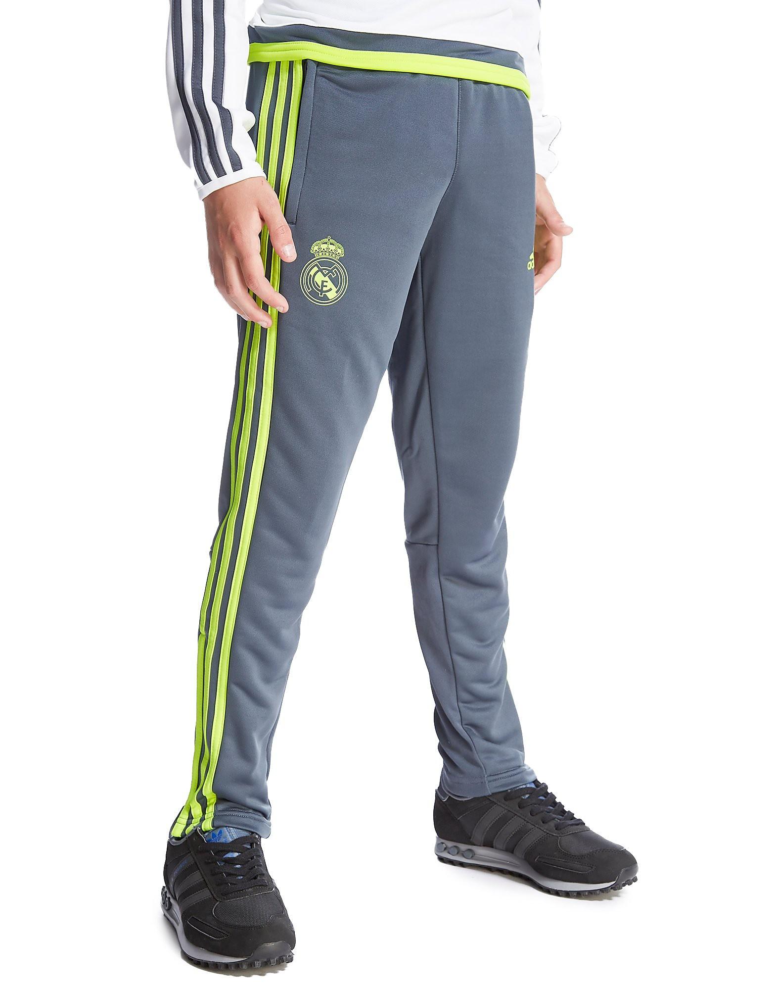 adidas Real Madrid 2015 Training Pants Junior