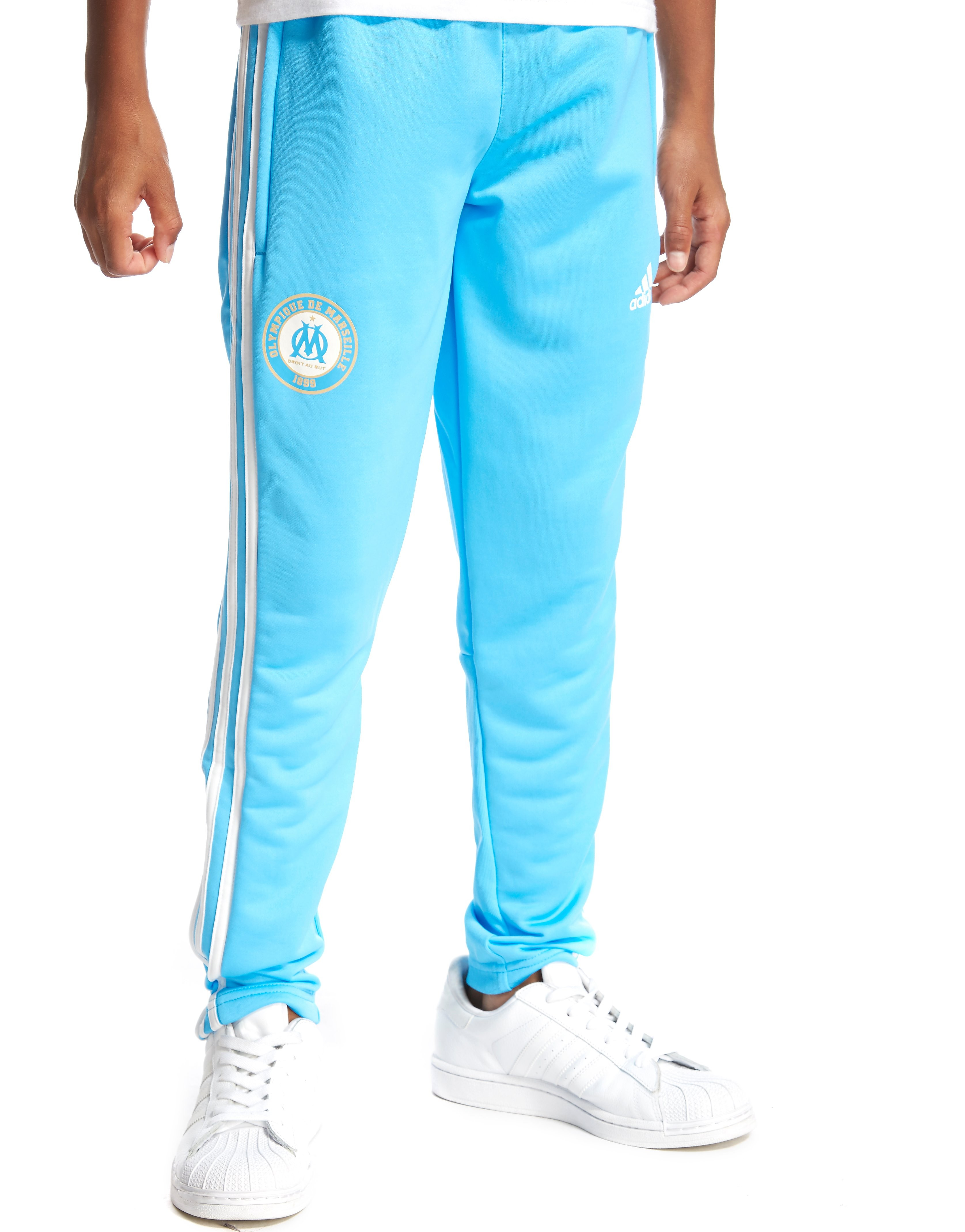 adidas Olympique de Marseille Training Pants Junior