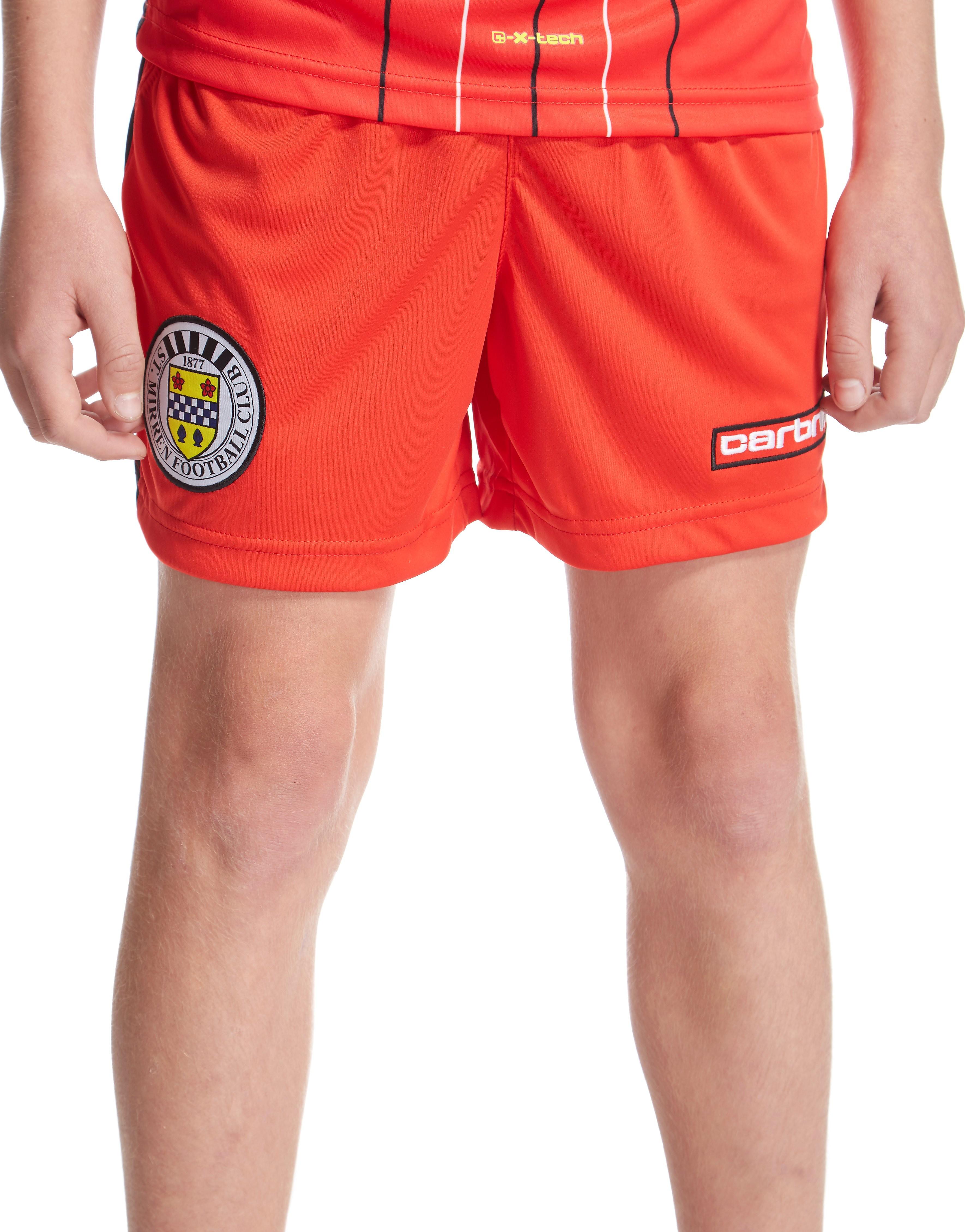 Carbrini St Mirren 2015 Away Shorts Junior